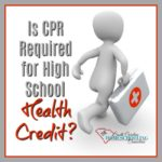 Is CPR required for High school health in South Carolina? And how does it affect homeschoolers? What does it all mean anyway?