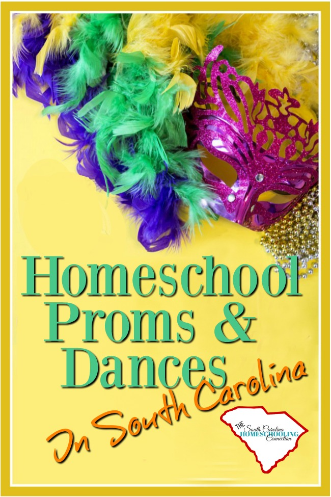 When do homeschoolers socialize? Don't they miss out of fun things like Proms and Dances? Nope...not at all. We have lots of homeschool proms and dances going on.