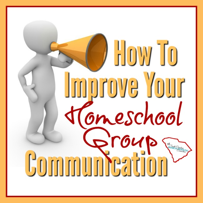 How to Improve Homeschool Communication with Your Groups