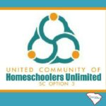 United Community of Homeschoolers Unlimited is a 3rd Option Accountability group in South Carolina