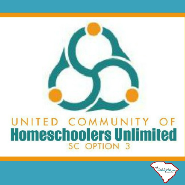 United Community of Homeschoolers Unlimited is a 3rd Option accountability association in South Carolina.