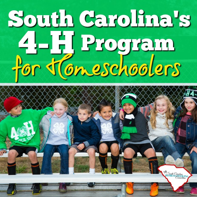 South Carolina's 4-H Program