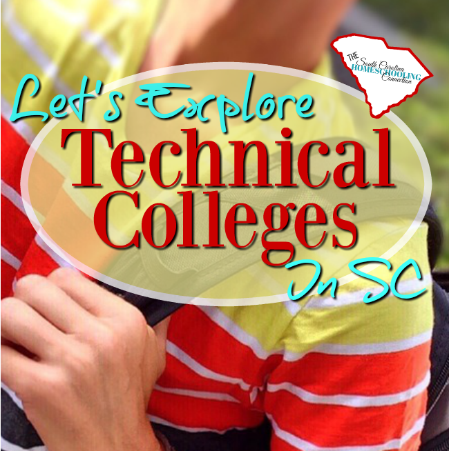 South Carolina has 16 Technical Colleges. I highly recommend that you and your student take a look at the Tech Colleges near you.