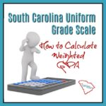 College admissions understand the SC Uniform Grade Scale. The SC State Scholarships distributed by the Commission on Higher Education also utilize the SC Uniform Grade Scale to determine eligibility. For these doors of opportunity to open for our homeschool grads, we need to utilize the SC Uniform Grade Scale policies.