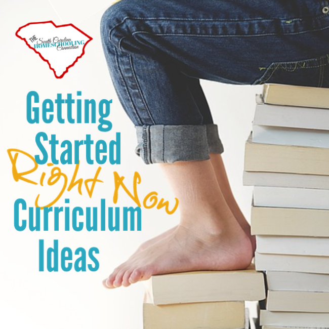 Getting Started: Curriculum Ideas
