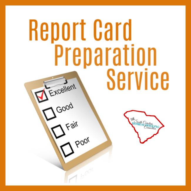 "If your student will be transferring enrollment to public, private, online, or governor's school–you may need an official report card. Many schools do not understand homeschooling, so we can format your records and ""translate"" what you have done in a way the makes sense to school officials."
