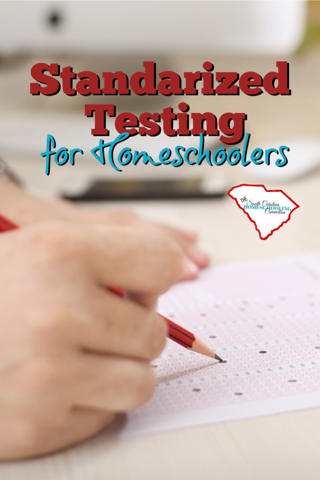 Standardized Testing can be a great way check your homeschool progress. You can evaluate what's working and what's not working. Some programs also need a test score for eligibility, like Honor Society.