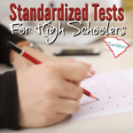 Consider having your high school student take these standardized tests for college admissions, career readiness or military success.