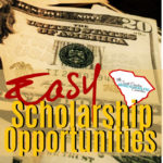 What are you waiting for? Get started right now on some of the quick and easy scholarship opportunities!