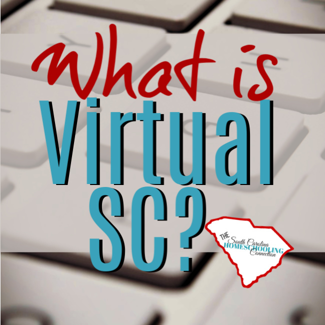 Students earn high school credits. It's free, online. Let's consider some of the reasons homeschoolers might want to try Virtual SC.