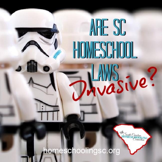 Are SC Homeschool Laws Invasive?
